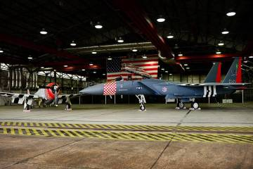 F-15 second world war special color