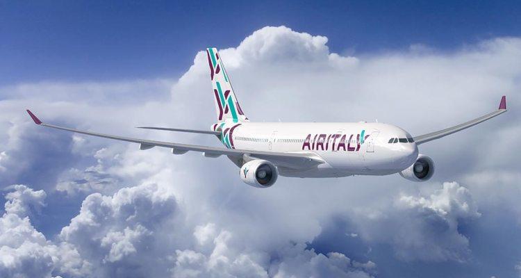 Airbus- A330-200- Air Italy