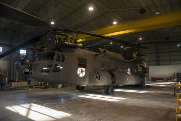 CH-47F Chinook AVES