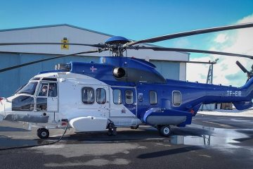 Icelandic Coast Guard Airbus H225