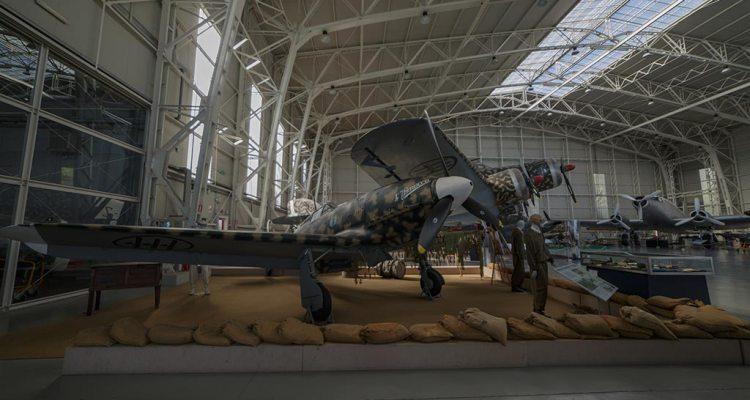 museo storico aeronautica militare vigna di valle