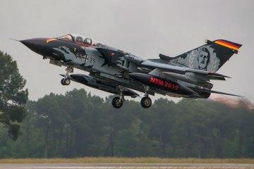 Tornado Luftwaffe tedesco Tiger Meer 2019