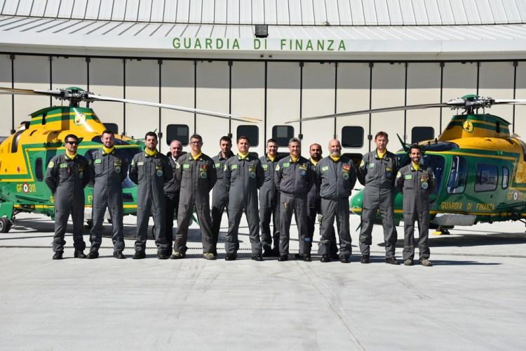 Sezione Aerea di Palermo della Guardia di Finanza