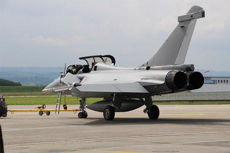 Rafale F3 Payerne Air 2030