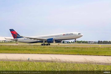 Airbus A330-900 Delta Air Lines