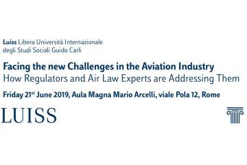 Convegno sull'aviazione Luiss Guido Carli