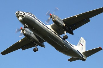 Russian AN-30B Open Skies