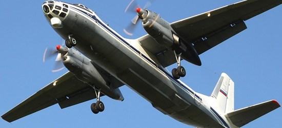 Russian AN-30B Open Skies