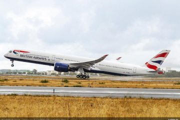 Airbus A350-1000 British Airways