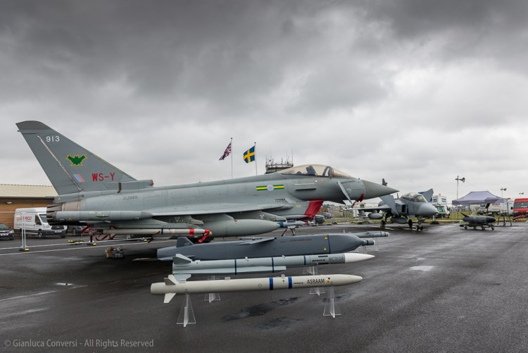 RAF Eurofighter Swing role