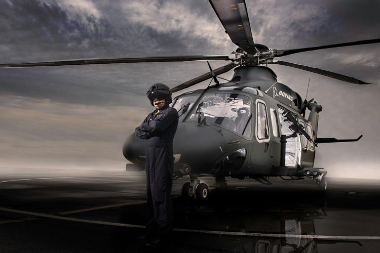 Leonardo USAF MH-139