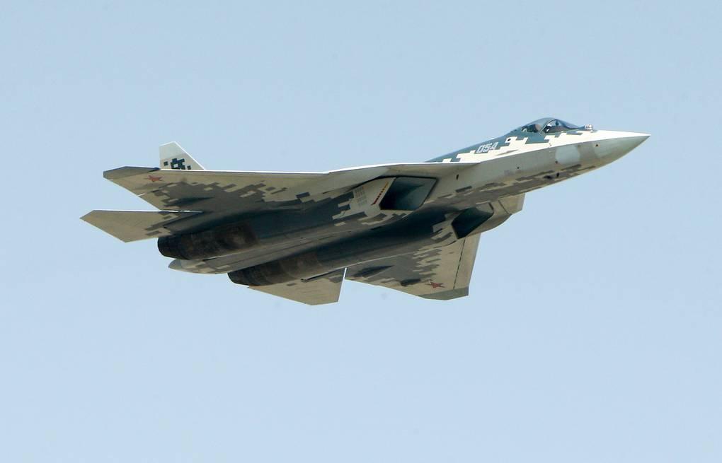 Risultato immagini per Sukhoi Su-57