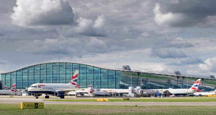 aeroporto di heathrow londra