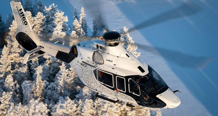 Airbus Helicopters ACH160 copyright Lloyd Horgan