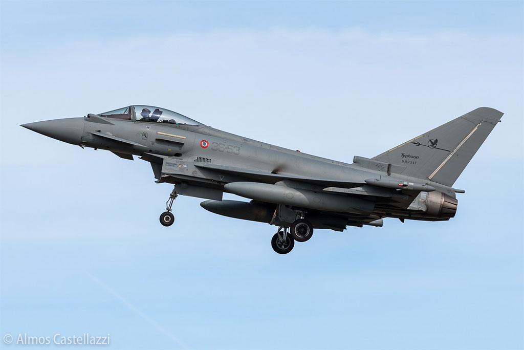 Eurofigheter e F35 Olanda primo volo
