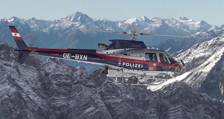 Airbus H125 Polizei Federal Ministry of the Interior AUSTRIA