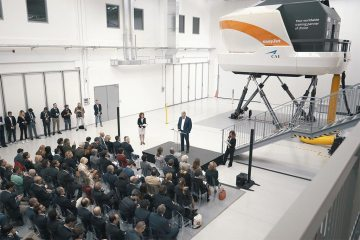 CAE centro addestramento easyjet Milano