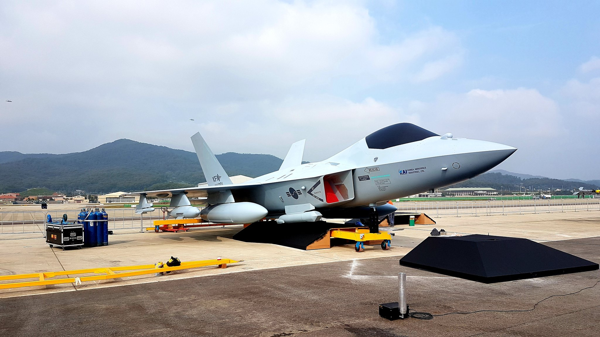 Sud Corea KF-X