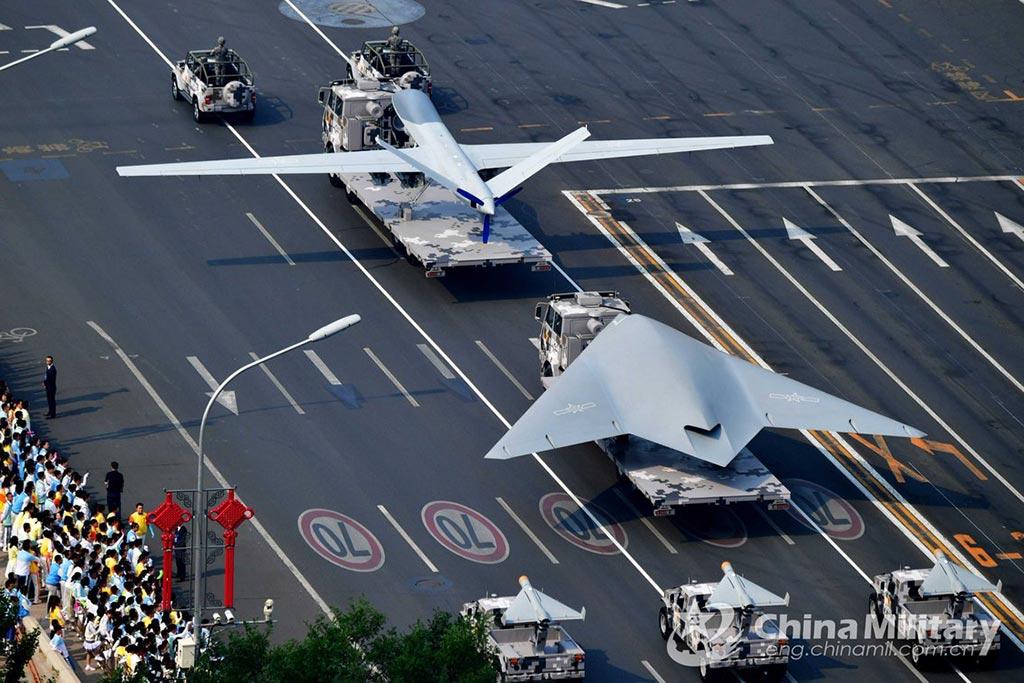 GJ-11 Drone Cina