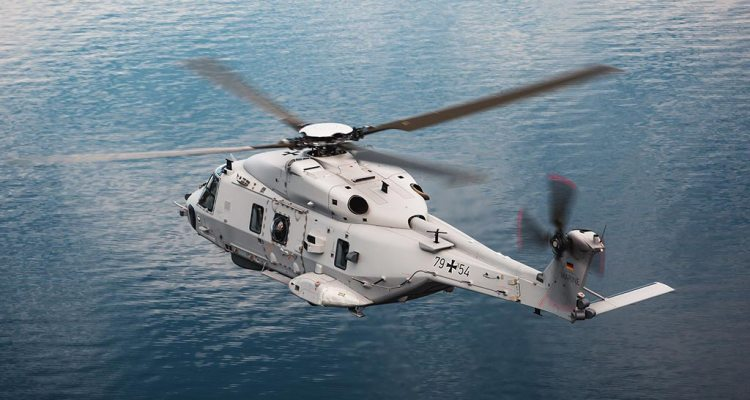 NH90 Sea Lion Marina tedesca