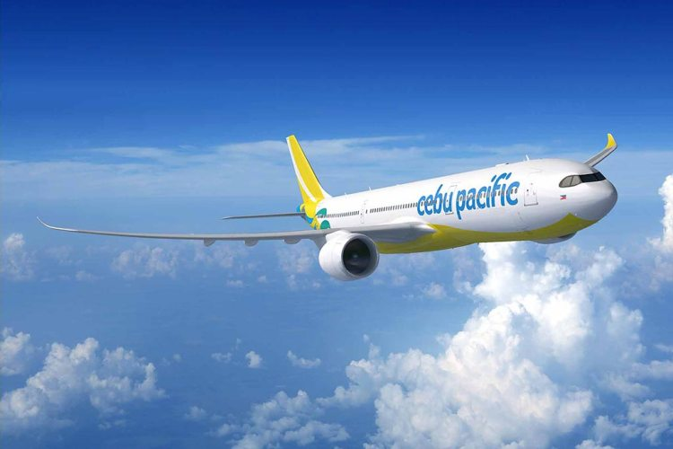Airbus A330-900 Cebu Pacific