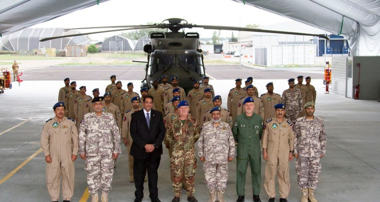 Task Group Nemo Aviazione dell'Esercito