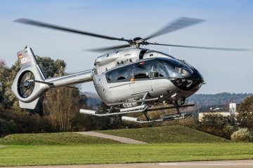 Airbus Helicopters H145 Airlift Grecia