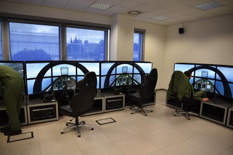 IFTS Simulatori di Volo