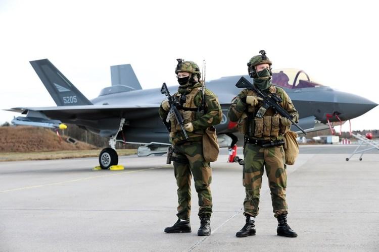 IOC per gli F-35 della Royal Norwegian Air Force