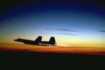 Lockheed Martin SR-71 Blackbird