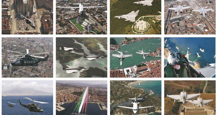 Aeronautica Militare calendario 2020