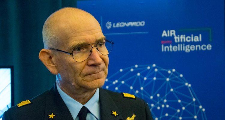 Capo di Stato Maggiore Aeronautica Militare Generale SA Alberto Rosso