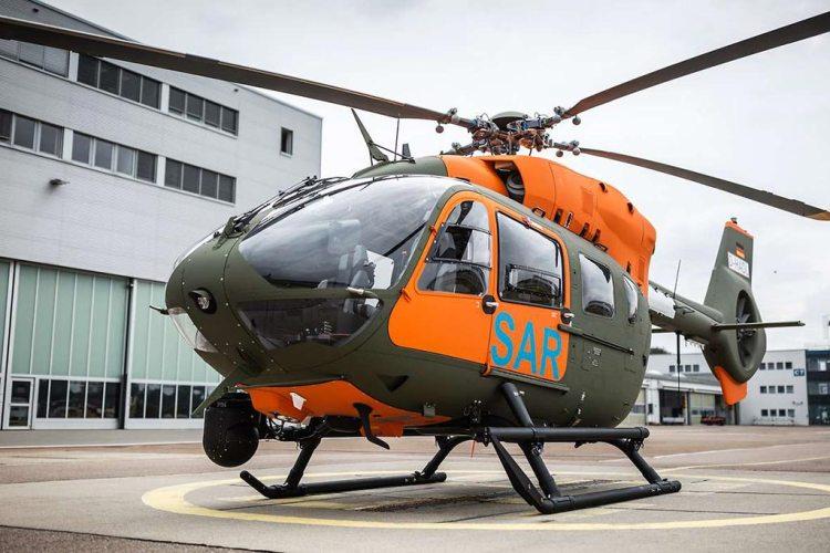 Airbus H145 SAR Bundeswehr