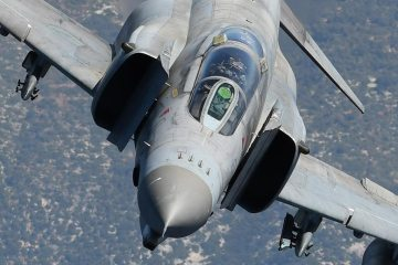 hellenic air force F4 Phantom