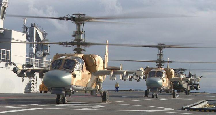 Ka-52 Aeronautica Militare Egiziana
