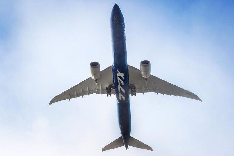 Primo volo Boeing 777X