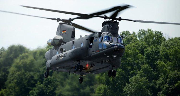 CH47 Chinook Germania