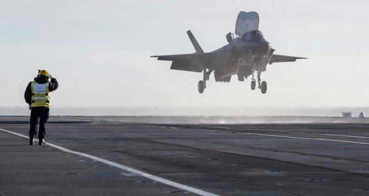 UK F35B royal air force royal navy