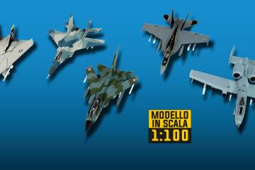 hachette aerei da combattimento