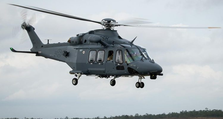 USAF Boeing MH-139A Grey Wolf