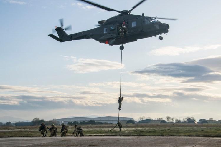 NH90 7° Reggimento AVES Vega