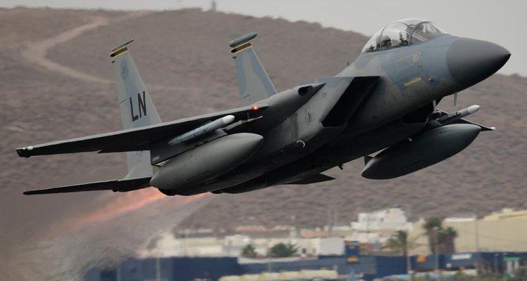 USAF F-15C Eagle