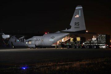 C-130J Hercules USAFE