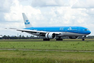 KLM Royal Dutch Airlines Boeing 777-206(ER)