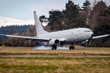 RAF Poseidon MRA1 MPA