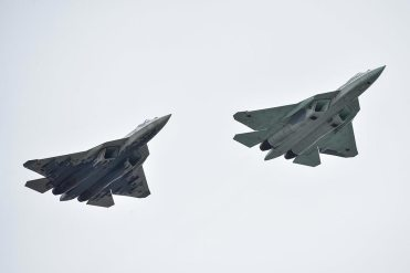 Su-57 Russian Air Force