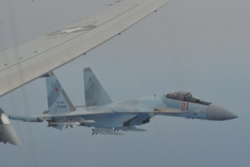 SU-35 Flanker-E Russian Air Force