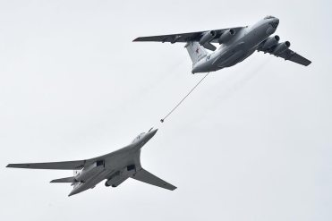 Tu-160 Blackjack Russian Air Force