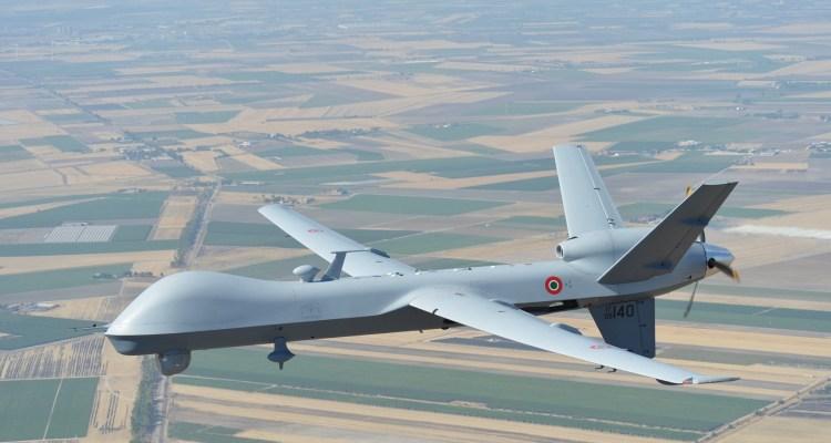 50mila ore volo Predator Aeronautica Militare