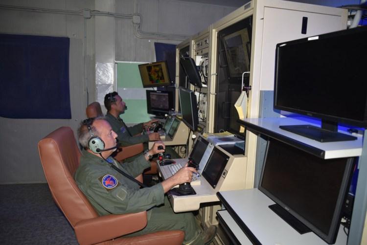 Sensor Operators Predator MQ-1 61° Stormo AM